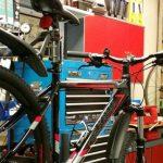 Ammattitaitoinen pyörähuolto